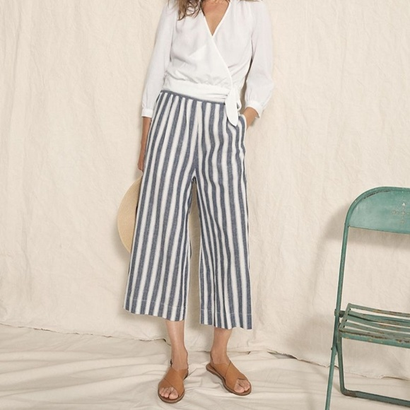 722c118725 Madewell Pants - Madewell Huston Pull-On Crop Pants (S)